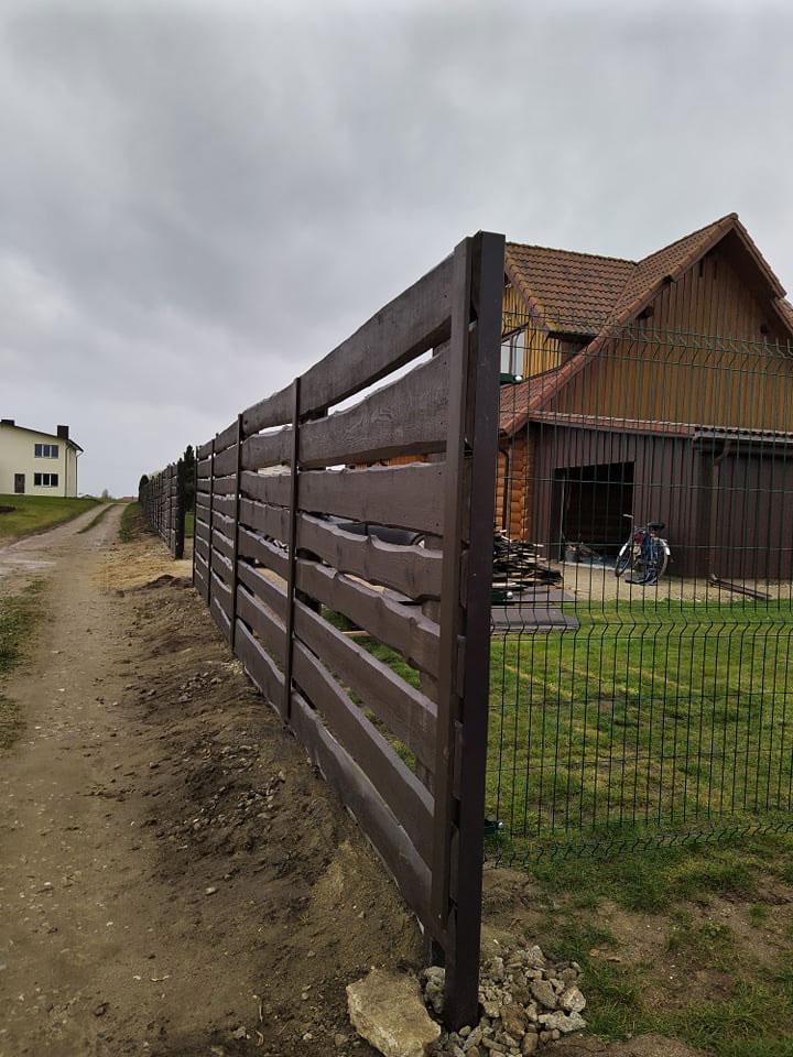 Tvoros įrengimas